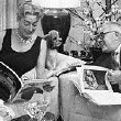 Sept. 27, 1958. Joan and Al at home.