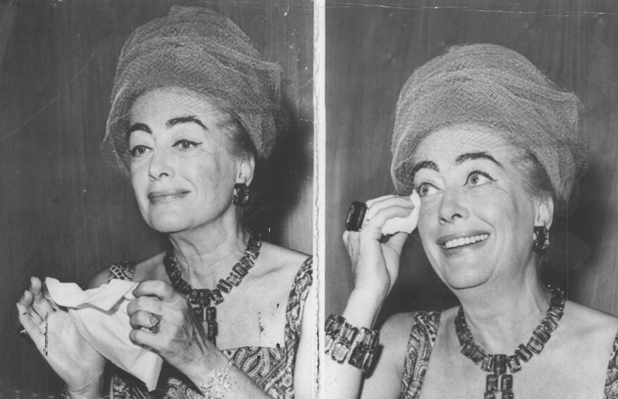 Press Conference >> Joan Crawford Images: 1960