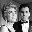 April 9, 1962, with Maximilian Schell.