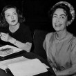 July 1962. First script read for 'Baby Jane.'