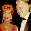 July 1962. At the International Press Honors Awards with Lorne Greene. (Thanks to Bryan Johnson.)
