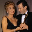 April 9, 1962. At the Oscars, with Best Actor Maximilian Schell.