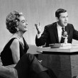 10/1/62 debut episode of the 'Tonight' show.