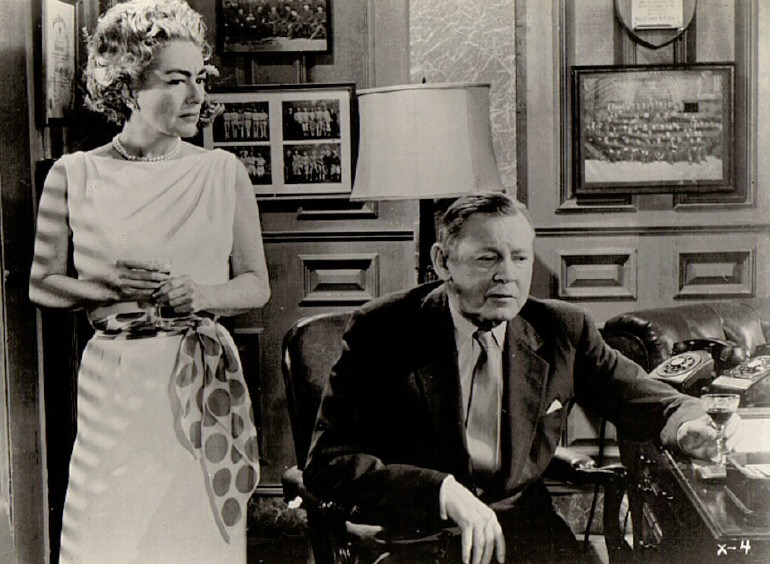 1963. 'The Caretakers.' With Herbert Marshall.