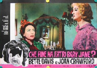 Italian lobby card. 19 x 27 inches.