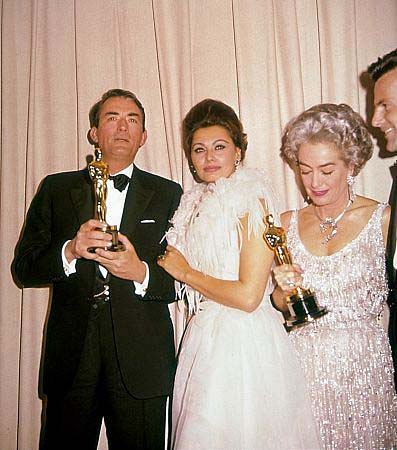 April 8, 1963, Oscars.