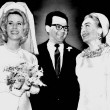 5/20/66. At Christina's wedding to director Harvey Medlinsky. (Thanks to Bryan Johnson.)