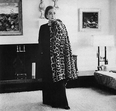 June 30, 1967, at her 5th Avenue apartment.