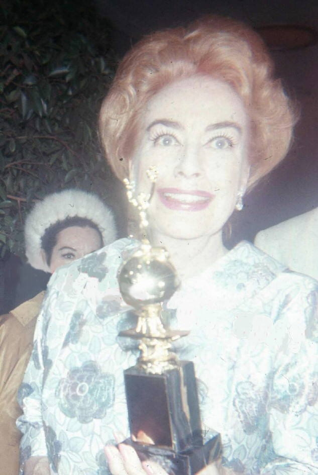 February 3, 1970, at the Golden Globes.