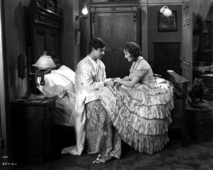 1928. 'Across to Singapore.' With Ramon Novarro.