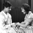 With Ramon Novarro.