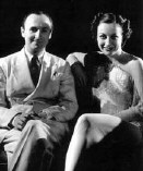 Joan with Al Altman in the mid-'30s.