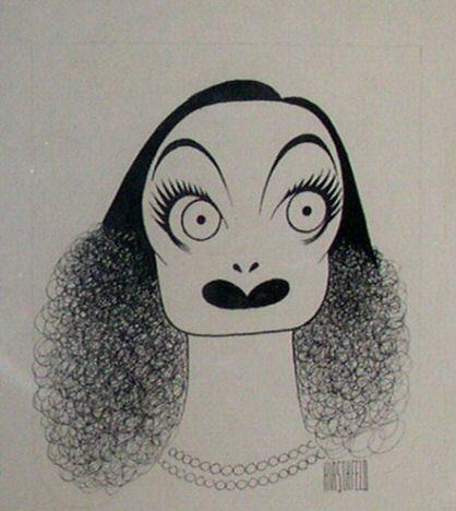 Joan Crawford Art Main