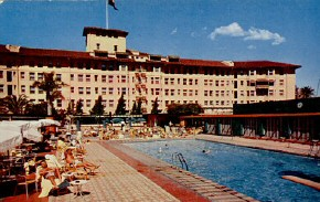 The Ambassador Hotel, 1950s