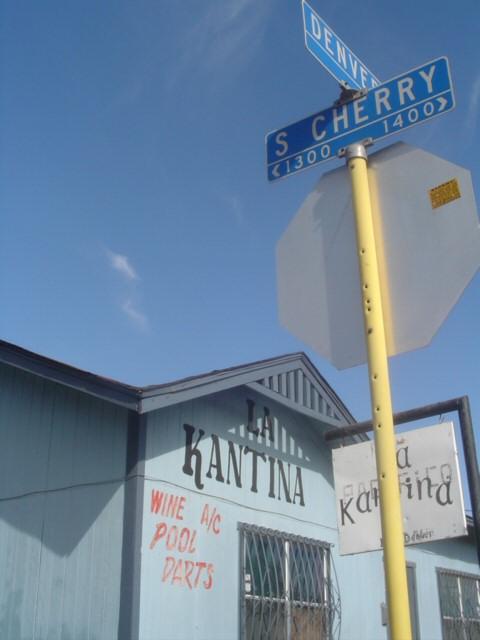 Joan Crawford's San Antonio Street