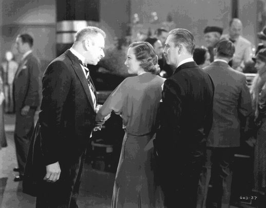 With Wallace Beery and John Barrymore.