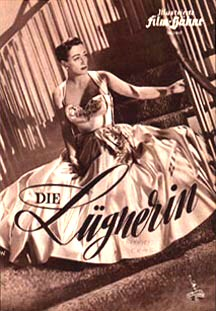 A German program cover.