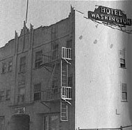 Hotel Washington, 1920s.