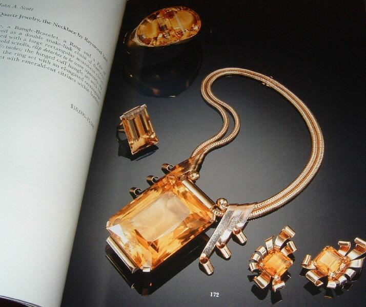 Joan Crawford Jewelry