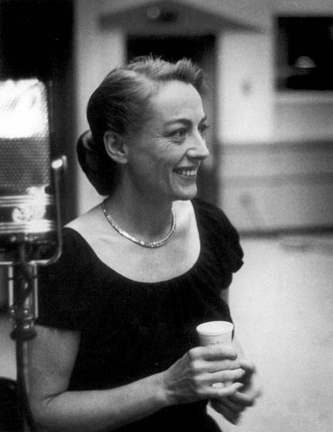 1951. During an NBC radio show.