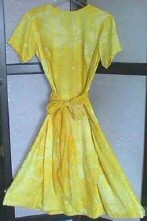 A '60s-dress auctioned on eBay in 2002.