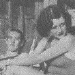 Joan with boyfriend Mike Cudahy, 1926.