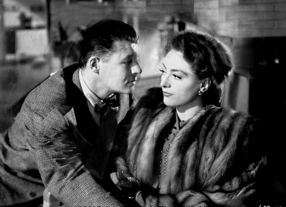 'Mildred Pierce.' With Jack Carson.
