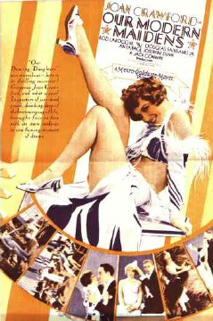 Flyer. Image courtesy of Silent Film Still Archive.