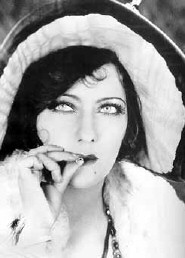 Swanson as  'Sadie Thompson,' 1928.