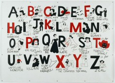 Donald Urquhart, 2007. 'A Joan Crawford Alphabet.'