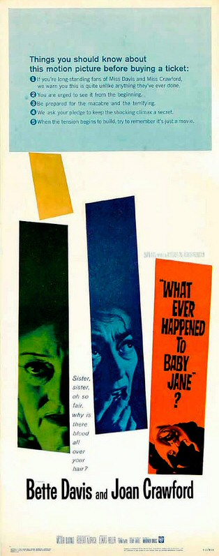 What Ever Happened To Baby Jane? (1962, Australia)