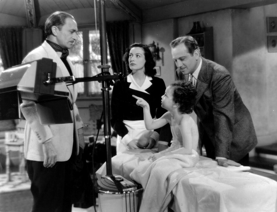 1941. 'A Woman's Face.' With Veidt, Nichols, Douglas.