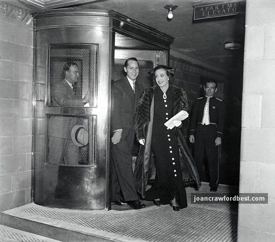October 13, 1935. At the Waldorf-Astoria.