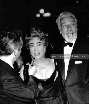 April 9, 1962. With Cesar Romero at the Oscars.