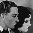 1926. Joan with her brother Hal LeSueur.