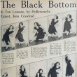 10 shots of Joan dancing the Black Bottom, from the March 1927 'Motion Picture' magazine.