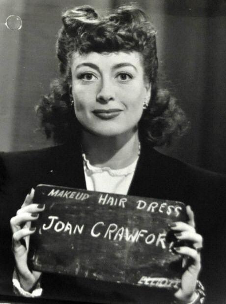 Joan Crawford Images 1945