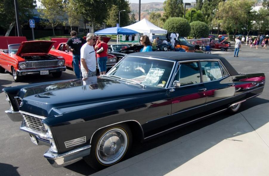 Joan Crawford's Cars