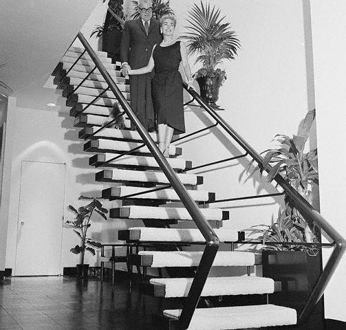 Joan Crawford Fifth Avenue Apt.