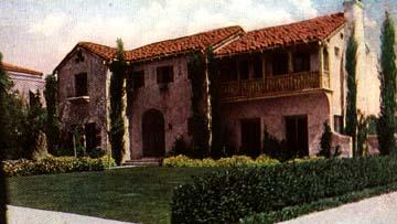 Joan Crawford Homes And Schools