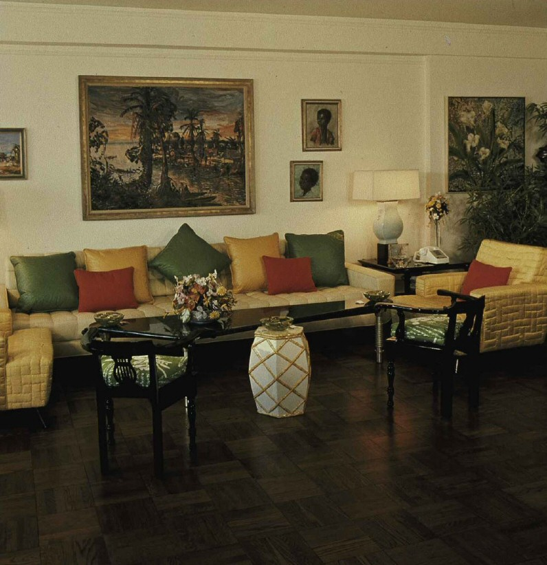 Imperial House Apartments: Joan Crawford Imperial House Apt. H