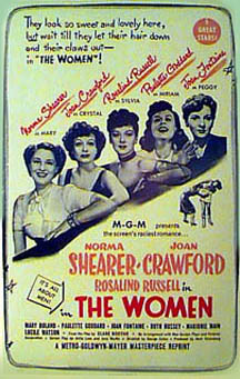 Image result for the women 1939 poster